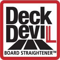 Deck Devil board straightener tool