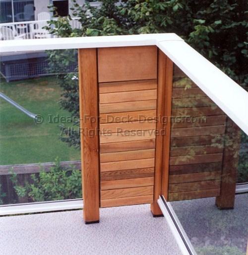 Wood panel with indirect lighting