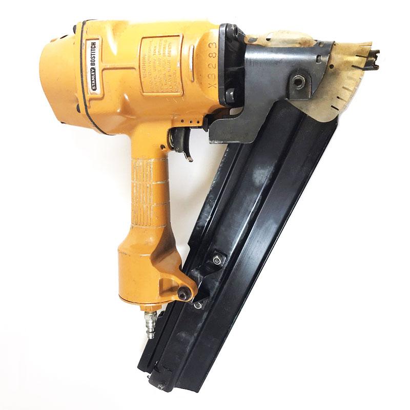 Compressor and nail gun