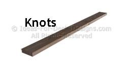Knots on board