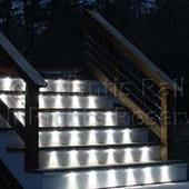 Bullnose lighting