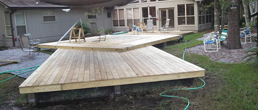 Building A Deck In Florida Mycoffeepot Org