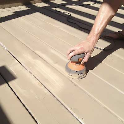 Sanding, staining and every other aspect of keeping your deck in tip top shape.