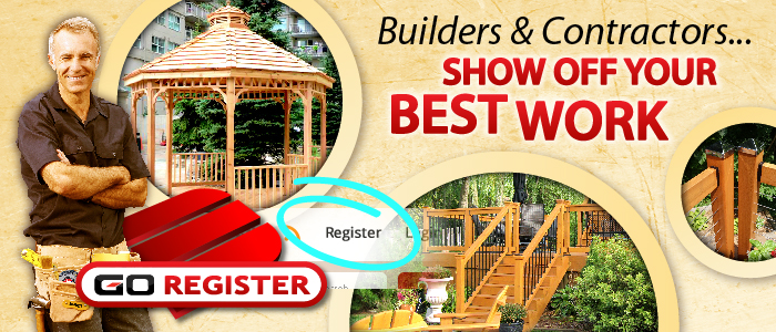 Builders Sign Up