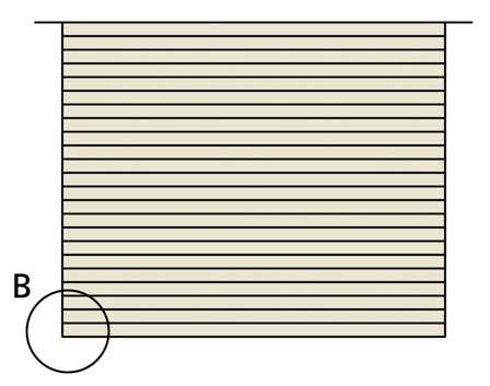 Typical Decking Pattern