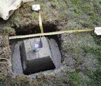 Footings In Wet Soil