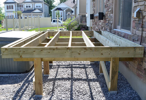 Deck building code requirements tips to make it for Things to consider when building a deck