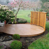 Low profile deck questions for Building a low profile deck