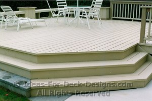 Free Standing Hot Tub Deck Design Explained