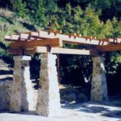 Pergolas - Structures
