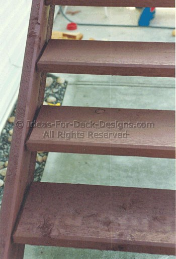 Attaching Stair Treads On Stringers Methods And Tips