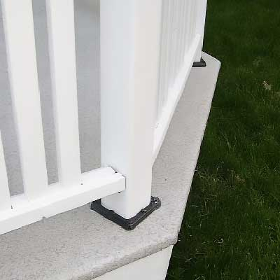The Titan Wood Post Anchor is a great solution to have in your building arsenal.