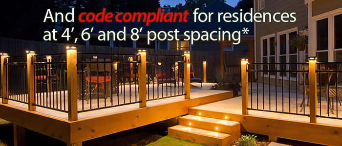 Residential Code Compliant
