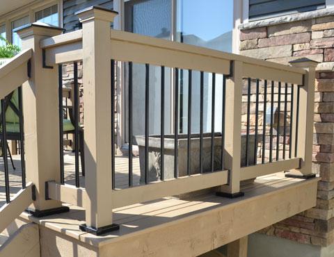 deck building code tips