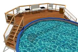 Build Decks Free Plans Tips Design Ideas Products Accessories