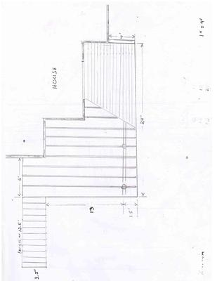 Existing Joist And Beam Layout