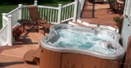 Hot Tub Decks
