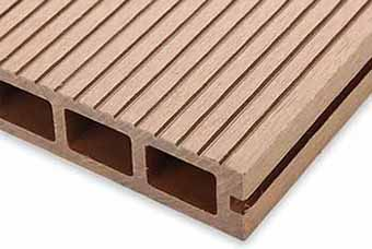 Comparing composite bamboo decking materials.