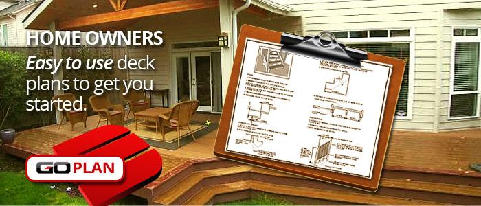 Easy Deck Plans