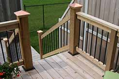 tips building deck on disturbed soil - Ideas For Deck Design